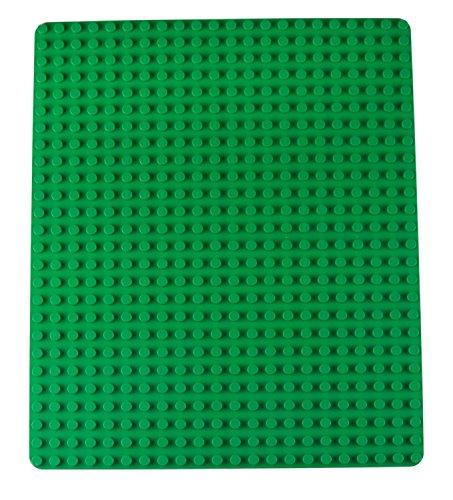 Strictly Briks - Stapelbare Premium-Bauplatte - kompatibel mit Bausteinen Aller führenden Marken - nur...