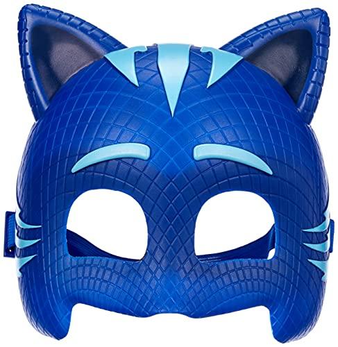 Simba 109402090 - PJ Masks Maske Catboy / mit elastischem Gummiband / zum Verkleiden/ blau / 20cm, für...