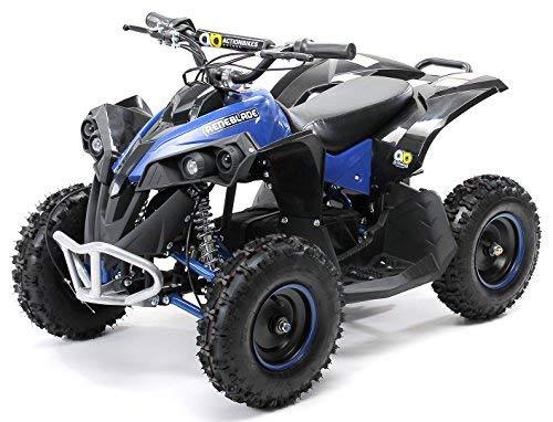 Actionbikes Motors Mini Kinder Elektro Quad ATV RENEBLADE 1000 Watt Pocket Quad - Original Saefty Touch...