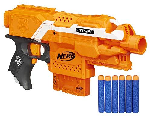 Hasbro Nerf N-Strike Elite Stryfe, halbautomatischer Spielzeugblaster