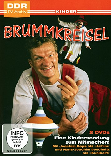 Brummkreisel [2 DVDs]