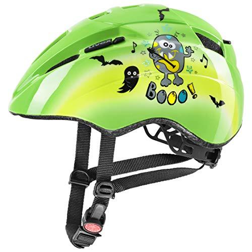 uvex kid 2, casque de bicyclette Jeunesse unisexe, green, 46-52 cm