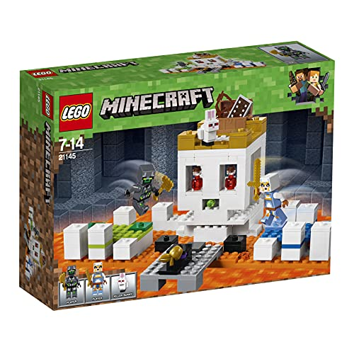 LEGO 21145 Minecraft Die Totenkopfarena (Vom Hersteller nicht mehr verkauft)