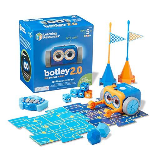 Learning Resources LER2938 Botley2.0, der programmierbare Roboter – Aktivitätsset