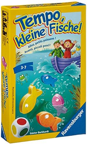 Ravensburger Mitbringspiele 23334 - Tempo, kleine Fische!