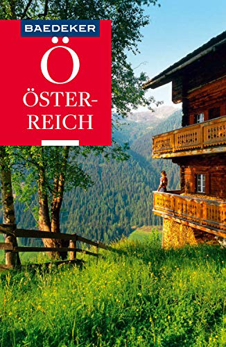 Baedeker Reiseführer Österreich: mit praktischer Karte EASY ZIP (Baedeker Reiseführer E-Book)
