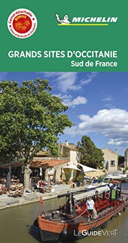 Michelin Le Guide Vert Occitanie: Sud de France (MICHELIN Grüne Reiseführer)