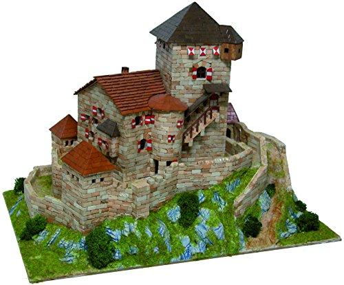 Asiatische aedes105433x 28,5x 5,5cm Burg Branzoll Model Kit