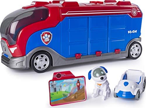 PAW Patrol 6055422 - Mission Paw - Mission Cruiser - Robo - Hund und Fahrzeug