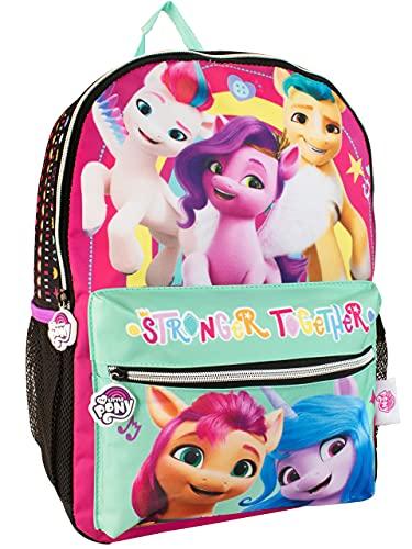 My little Pony Kinder Rucksack Eine Neue Generation Mehrfarbig
