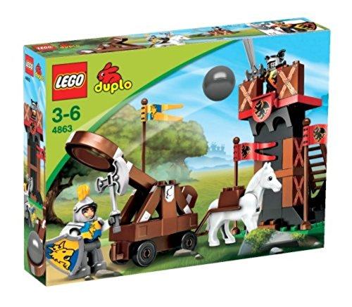LEGO duplo - Wachposten mit Katapult