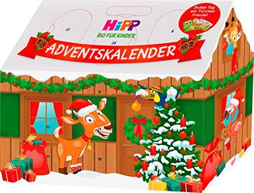 Hipp Baby Adventskalender 2020 -Bio- 24 leckereien Mädchen & Jungs ab 1 Jahr, Advent Kalender,...