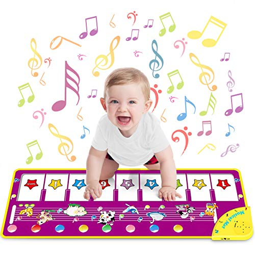 WEARXI Baby Spielzeug ab 1 Jahr Geschenke für Mädchen Junge, Mitgebsel Kindergeburtstag Kinderspielzeug...