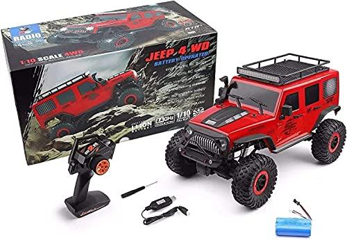 s-idee® WL 104311 RC Model Crawler RTR 1/10 2.4G 4WD 2CH 2,4 GHz SUV