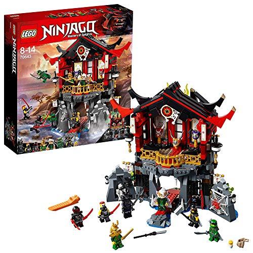 LEGO Ninjago 70643 'Tempel der Auferstehung' Konstruktionsspielzeug, bunt