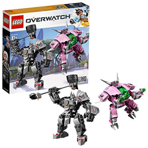 Action-Spielzeug 'D.Va & Reinhardt' von LEGO Overwatch
