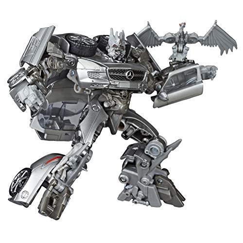 Transformers Spielzeug Studio Series 51 Deluxe-Klasse dunkle Seite des Mondes Soundwave Action-Figur –...