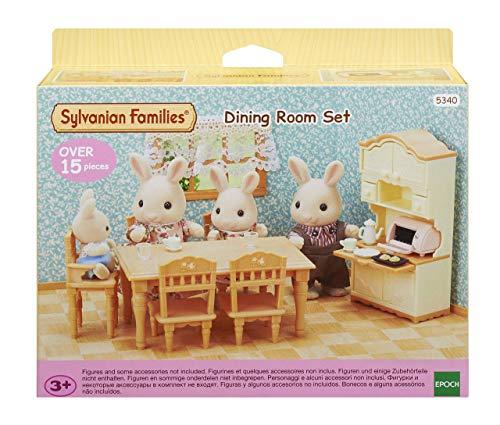 Sylvanian Families 5340 Landhaus Esszimmer - Puppenhaus Einrichtung Möbel