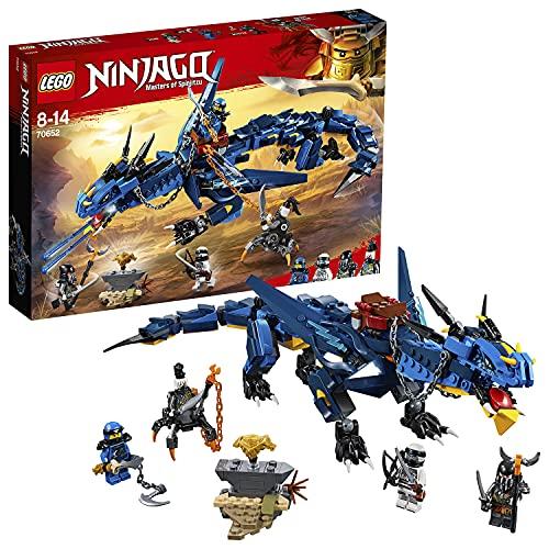 LEGO 70652 Ninjago Blitzdrache (Vom Hersteller nicht mehr verkauft)