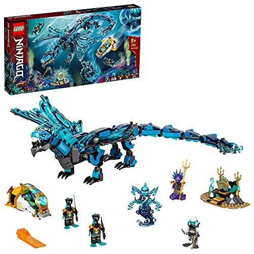 Action-Bauset 'Wasserdrache' von LEGO Ninjago