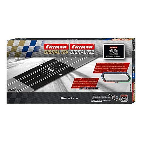 Carrera DIGITAL 132 & DIGITAL 124 Check Lane 20030371 Erweiterungsartikel