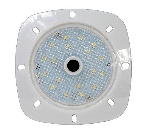 LED Magnetscheinwerfer weiß LED RGB