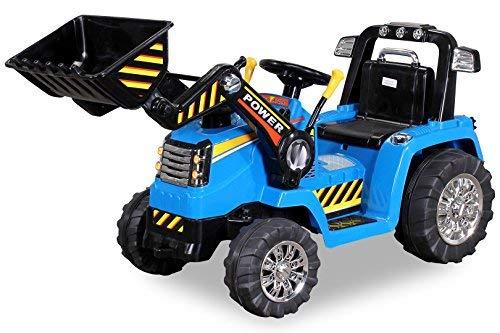 Elektro-Kindertraktor mit 2x25 Watt