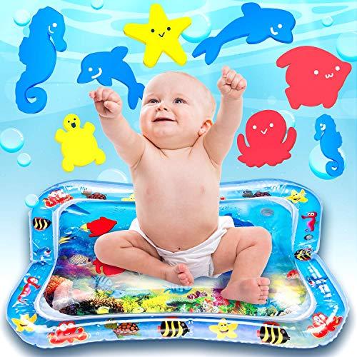 Ventvinal Wassermatte Aufblasbare BPA-frei Wasser-Matte Spielzeug Spieldecke Das Stimulationswachstum...
