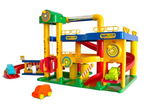 Wader Quality Toys Garage No 1