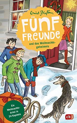'Fünf Freunde und das Weihnachtsgeheimnis' von Enid Blyton, cbj Kinderbuch