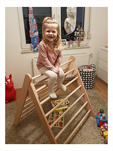 rs-interhandel®, großes Kletterdreieck, Art Pikler, incl. Kindersicherung, sehr hochwertig und beliebt,...