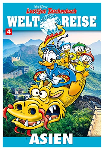 Lustiges Taschenbuch Weltreise 04: Asien