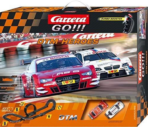 Carrera 20062388 Rennbahn, schwarz