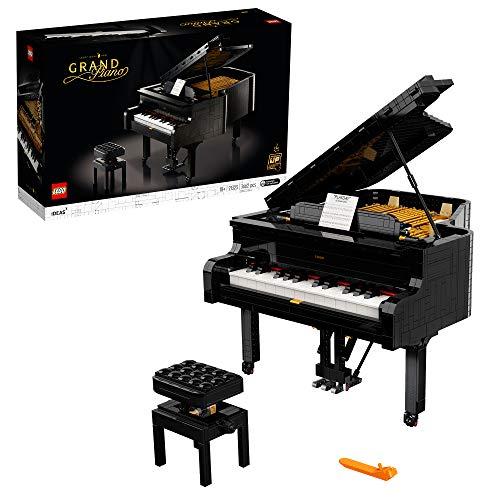 LEGO-Modell 'Konzertflügel' von LEGO Ideas