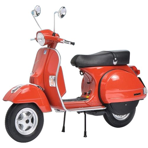 Schuco 450667000 - Modell-Motorroller  'Vespa PX 125' 1:10, rot
