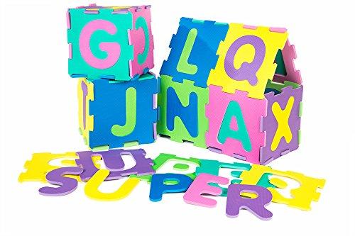 Puzzlematte für Babys mit Buchstaben von Xtrem Toys & Sport