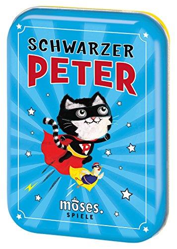 Moses 90296 Schwarzer Peter, bunt