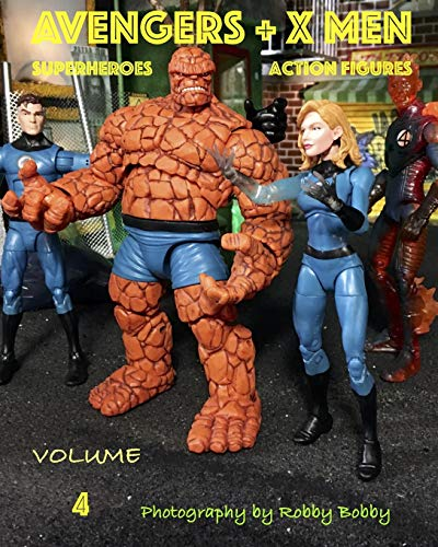 AVENGERS + X MEN: SUPERHEROES (Avengers + X Men Superheroes Action Figures, Band 4)