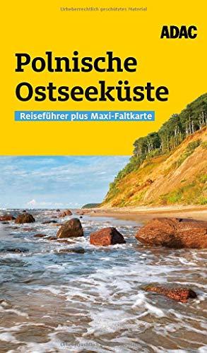 ADAC Reiseführer plus Polnische Ostseeküste: Mit Maxi-Faltkarte und praktischer Spiralbindung