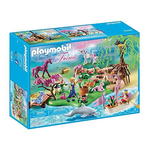 Playmobil 70167 Einhorn-Insel mit Feen