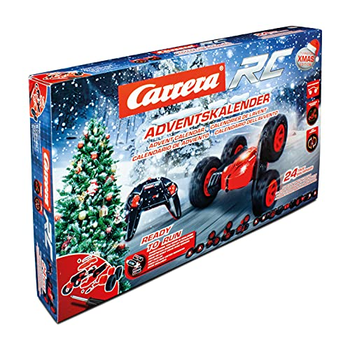 RC-Adventskalender von Carrera 2021 (neu)