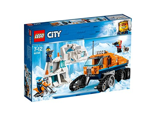 LEGO 60194 City Arctic Expedition Arktis-Erkundungstruck (Vom Hersteller nicht mehr verkauft)