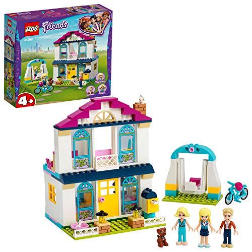 Spielhaus 'Stephanies Familienhaus' von LEGO Friends