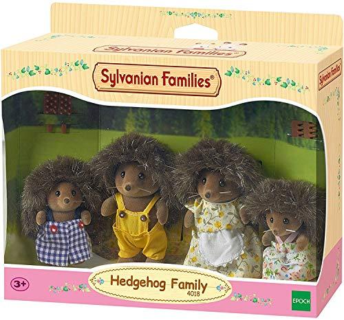 Sylvanian Families 4018 Igel Familie - Figuren für Puppenhaus