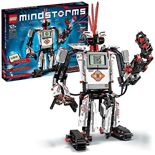 LEGO Mindstorms – EV3 – Set mit 5 in 1 programmierbaren Robotern mit Servo Motor und Bluetooth,...