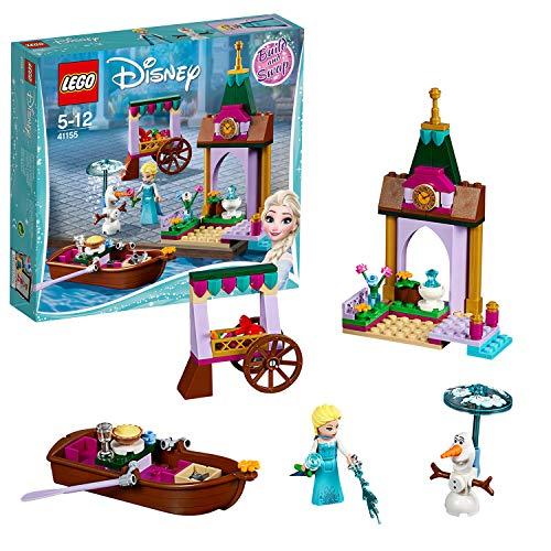 LEGO 41155 Disney Princess Elsas Abenteuer auf dem Markt (Vom Hersteller nicht mehr verkauft)
