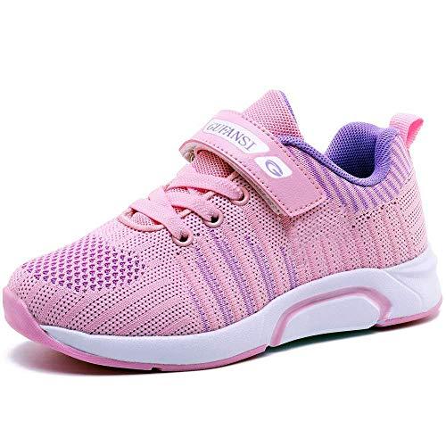 Mitudidi Kinderschuhe Mädchen 33 Turnschuhe Kinder Sneaker Jungen Sportschuhe Schuhe Kinder Laufschuhe...