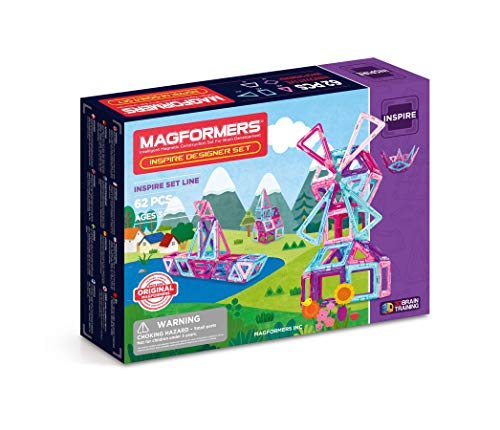 MAGFORMERS Inspire 62 Set, 278-45