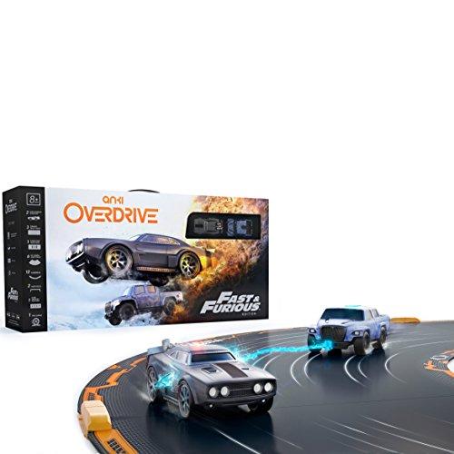 Anki Overdrive Fast und Furious Edition: App-gesteuertes Autorennbahn-Set für 1- 4 Spieler