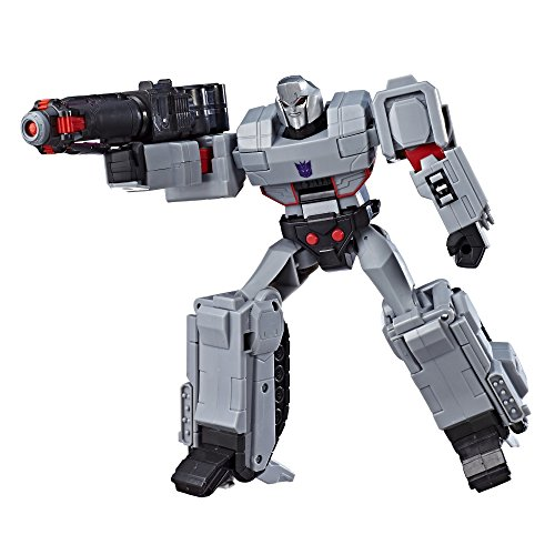 Transformers Cyberverse Action Attackers Ultimate Megatron, Actionfigur